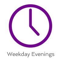 Weekday-evening-flight-vouchers